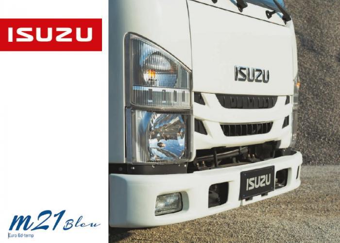 Brochure Isuzu M21